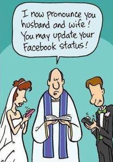 Kerk en sociale media: facebook kerk