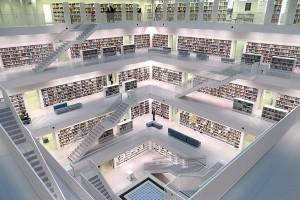 bibliotheek op sociale media