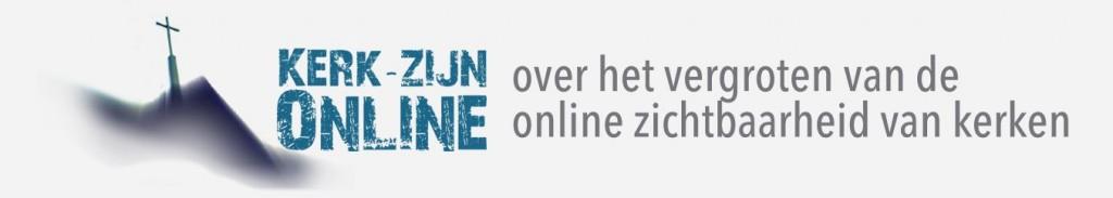 Kerk-zijn online
