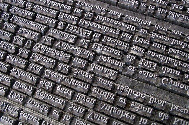 Ander lettertype op je social media profielen
